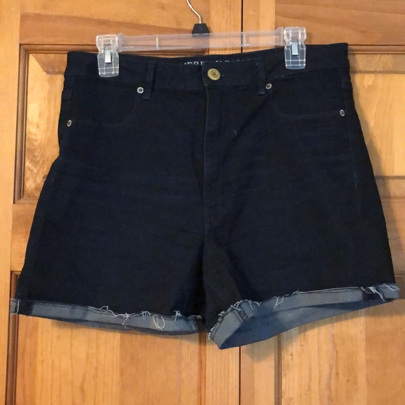American Eagle Outfitters Pants - American Eagle Super Stretch High Waisted Shorts